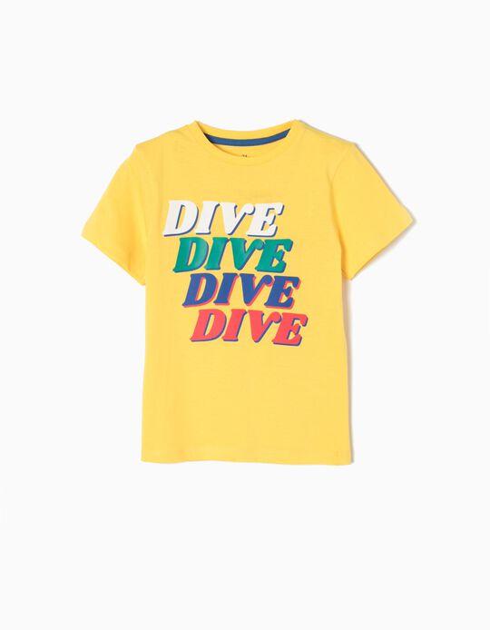 T-Shirt, Dive