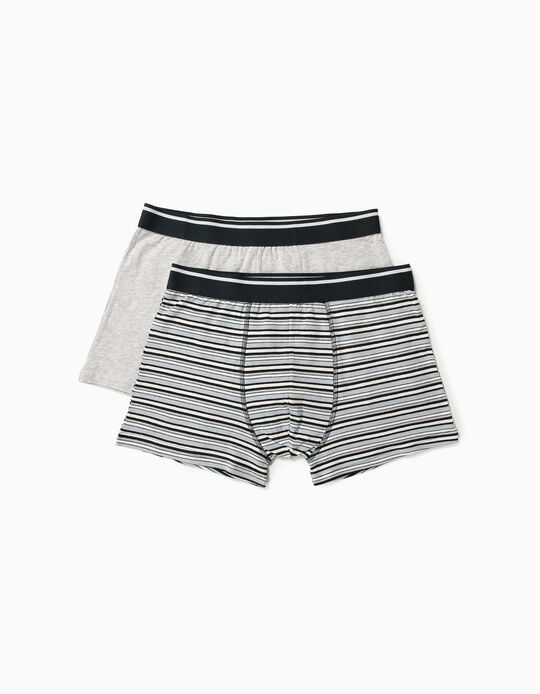 Pack of 2 Assorted Boxer Shorts