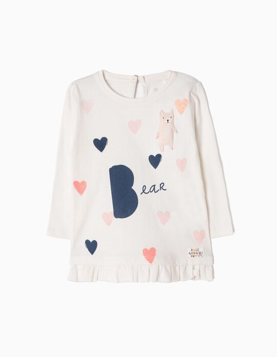 Long-Sleeved Top, Bear