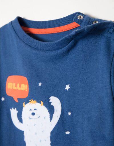 T-shirt Manga Comprida Hide&Seek