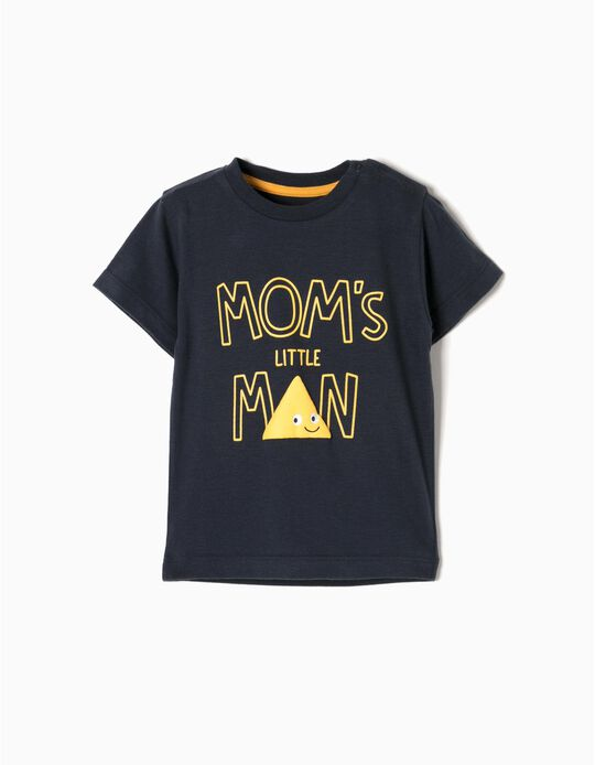 T-shirt Estampada Little Man