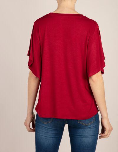 T-Shirt Vermelha