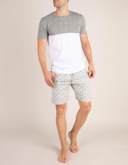 Two-tone Pyjamas