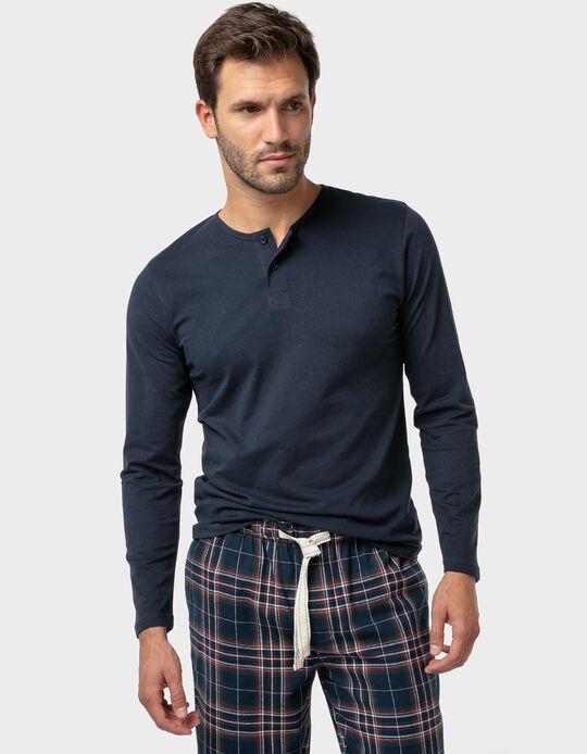 Camisola básica algodão