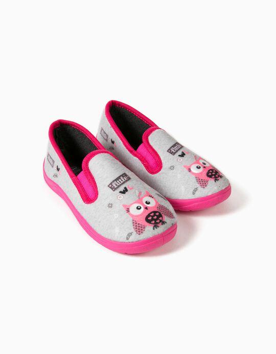 Beppi Slippers, Owl