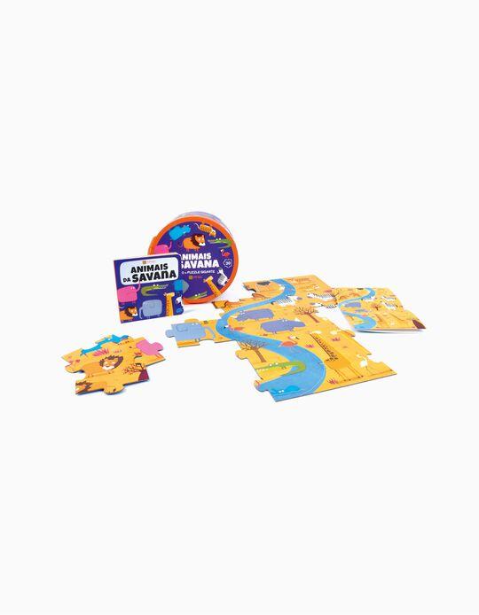 Puzzle 30 pcs Edicare