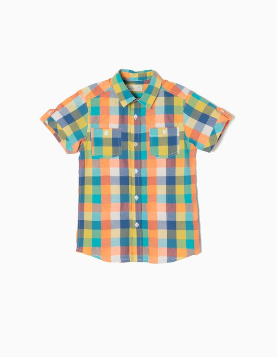Oxford Shirt, Checks