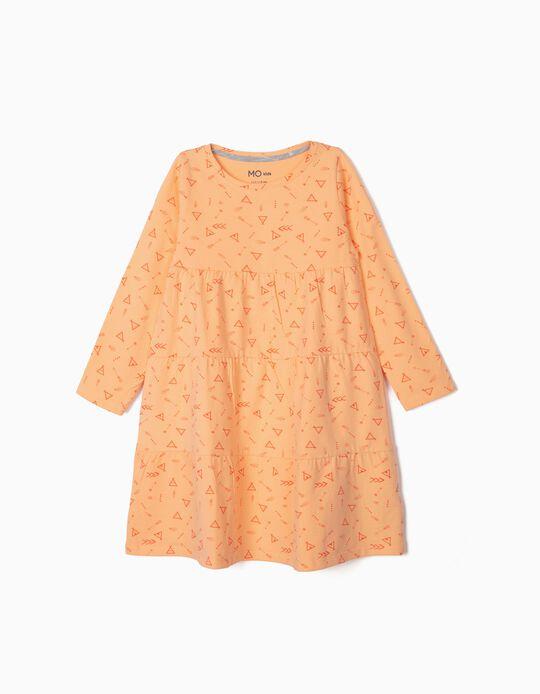 Long Sleeve Dress, for Girls