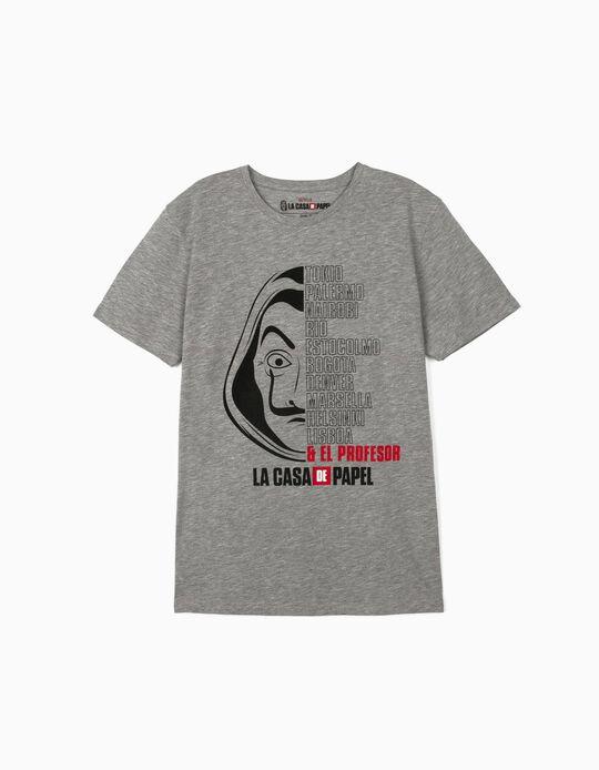 T-shirt La Casa de Papel
