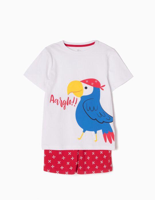 Pijama Papagaio Pirata