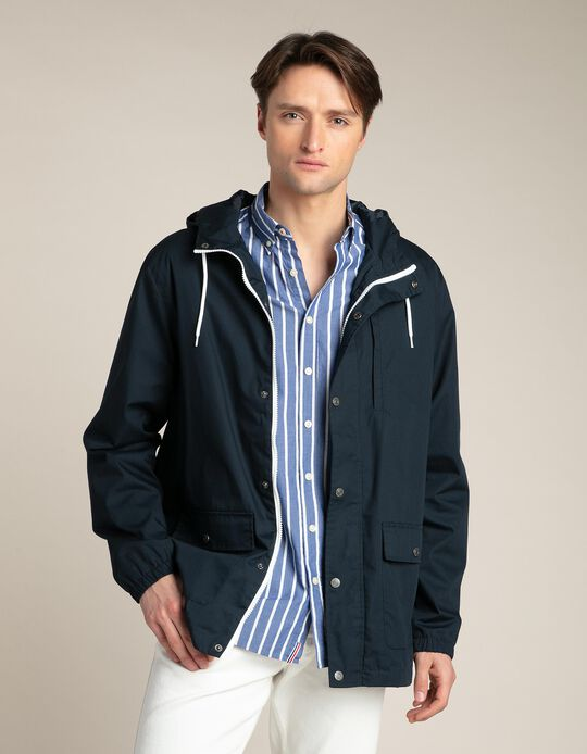 Nautical parka