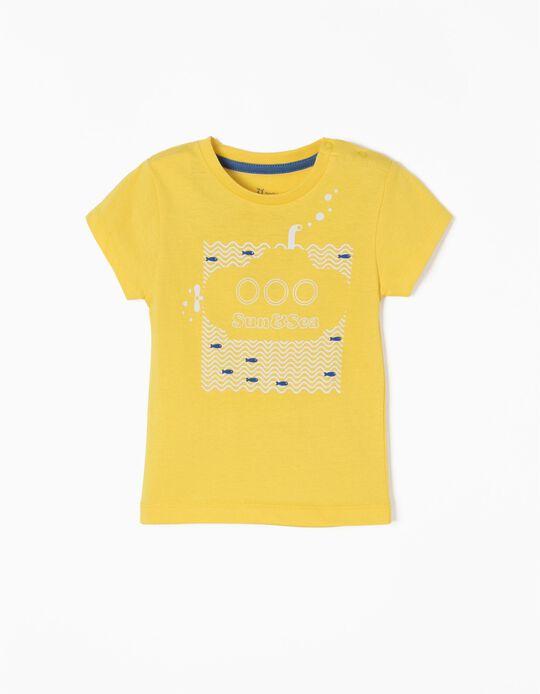 T-shirt Sun & Sea