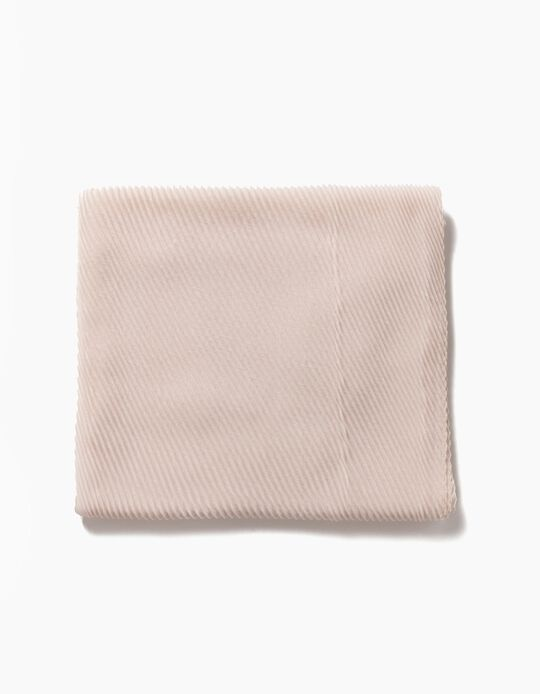 Pleated Scarf for Women