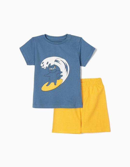 Pijama 'Surfer', para Bebé Menino