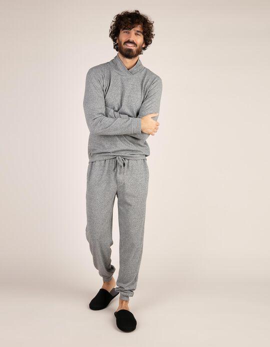 Conjunto de pijama mesclado