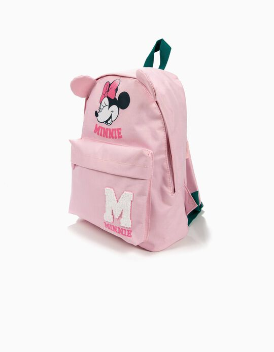 Pink Backpack, Minnie