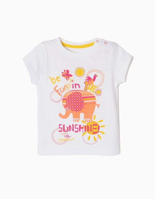 T-shirt Algodão Sunshine