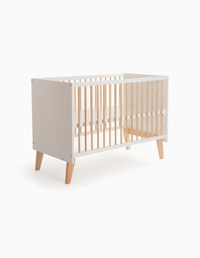 Cama 3 em 1, 120x60 cm Zy Baby