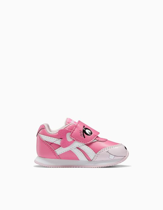 Reebok Royal Classic Jogger Trainers, Baby Girls, Pink