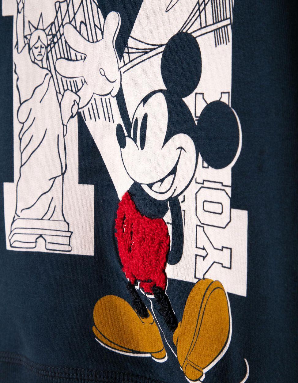 Sweatshirt Mickey Azul