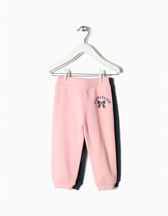 Pack calças de treino