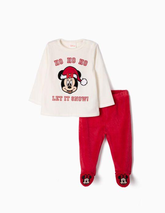 Pijama veludo 'Minnie'