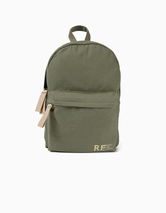 Recycled Canvas Backpack, Men