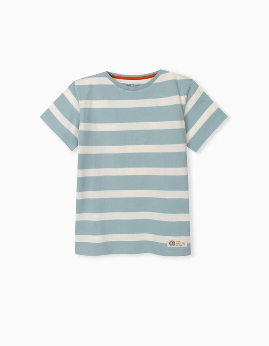 T-shirt in Organic Cotton, Boys