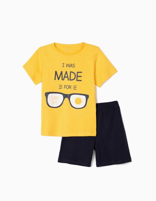 Pijama 'Sunny Days', para Menino