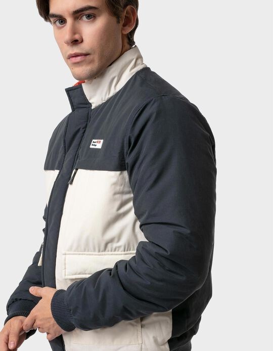 Padded Jacket, Naval