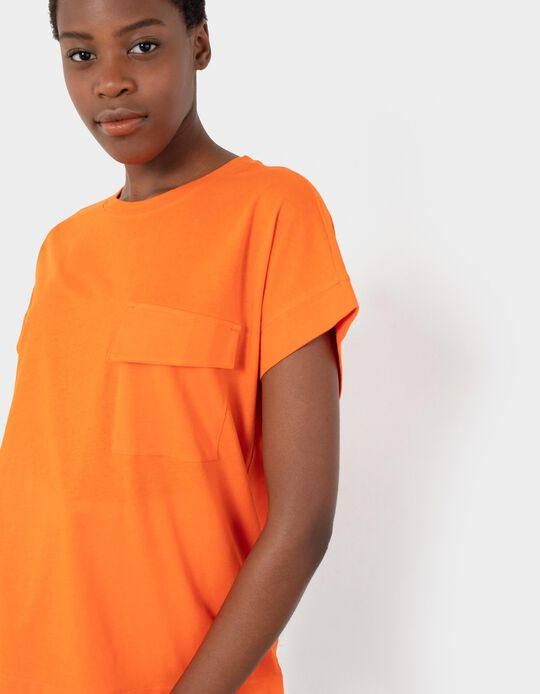 T-shirt with Pocket, Women
