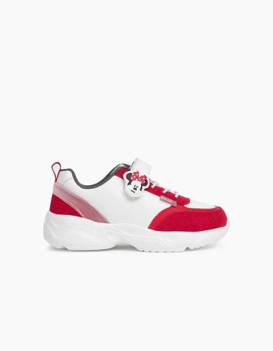Trainers for Girls 'Minnie Superlight', Red/White
