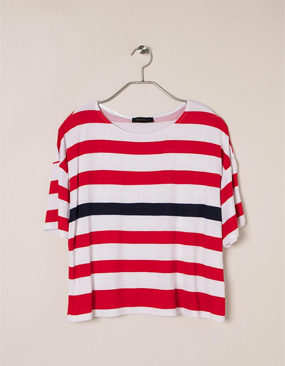T-Shirt Oversize Riscas