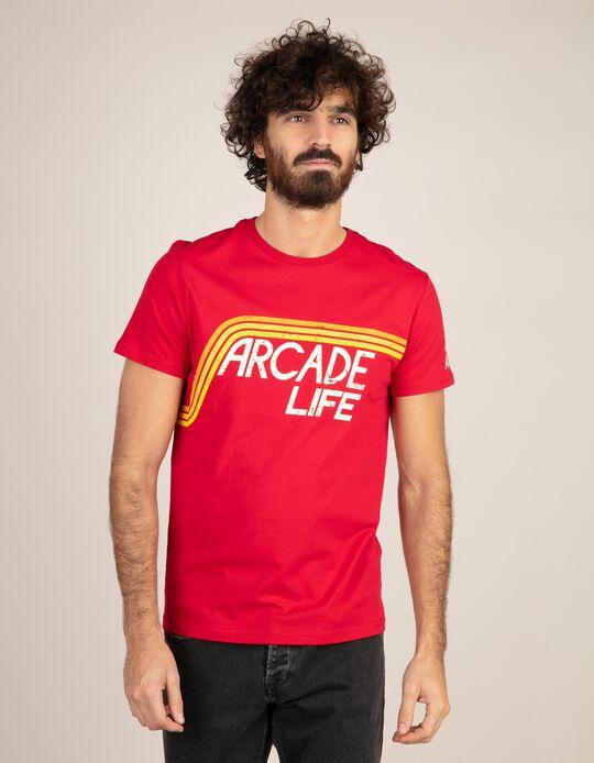 T-shirt Arcade Life