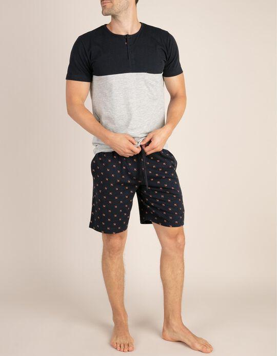Pijama Bicolor