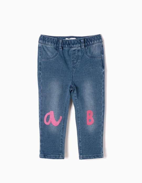 Comfort Jeans, Letters