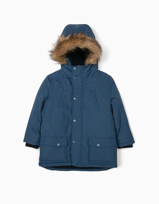 Hooded Jacket for Boys