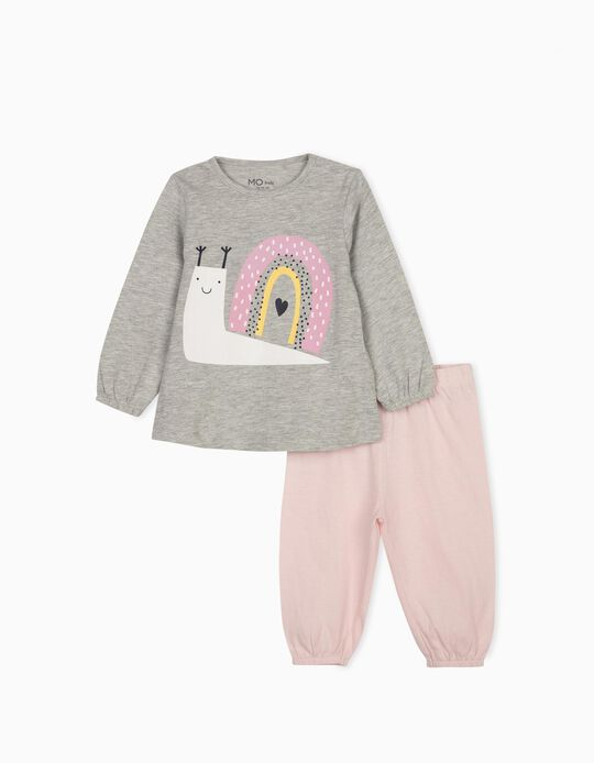 Printed Pyjamas for Baby Girls