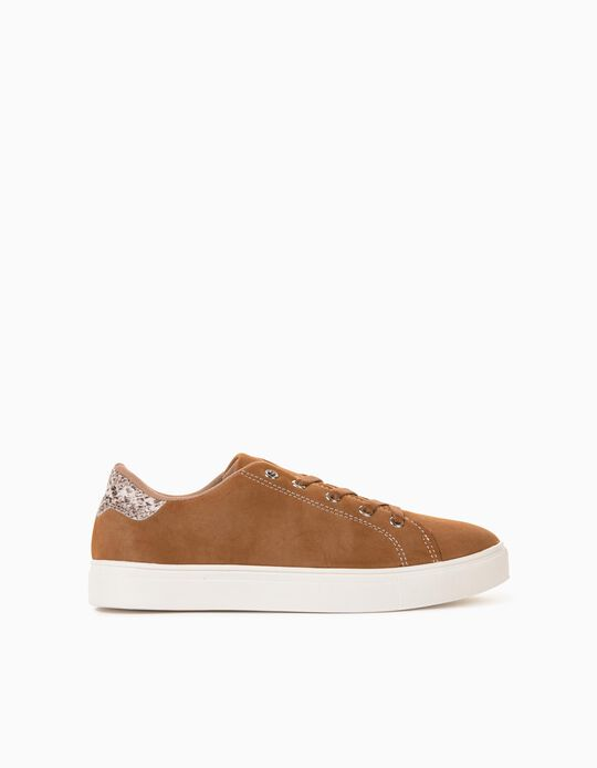 Trainers for Women, Brown