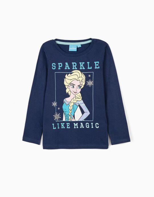 T-shirt de Manga Comprida 'Frozen'