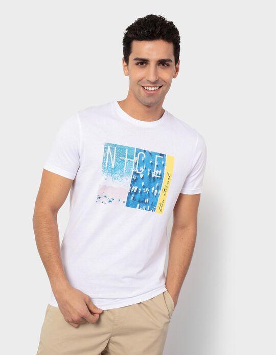 T-shirt for Men, 'Nice'
