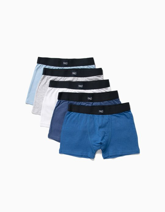 Pack of 6 Assorted Boxer Shorts