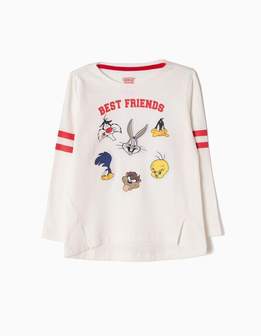 T-shirt Manga Comprida Best Friends