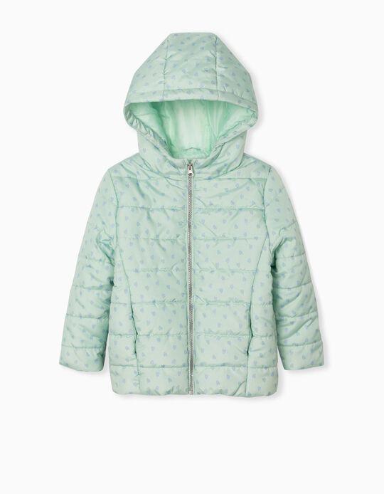 Padded Jacket, for Girls