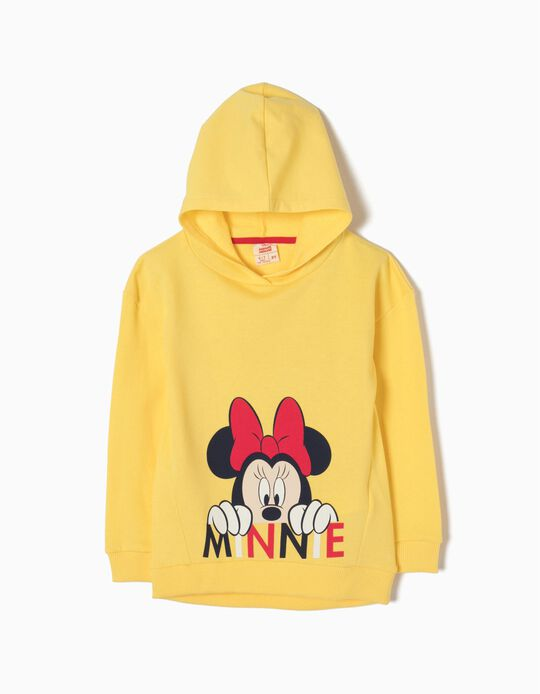 Sweatshirts Minnie Yellow