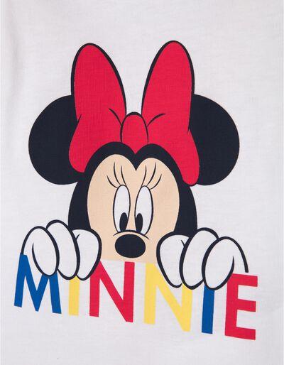 T-shirt Manga Comprida Minnie