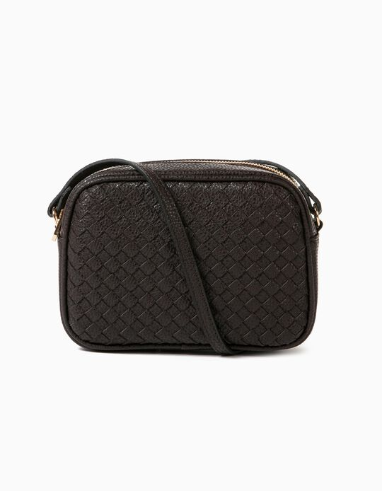 Crossbody Bag, Textured