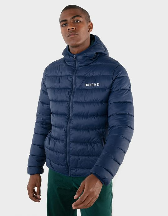 Padded Jacket, Expedition 95