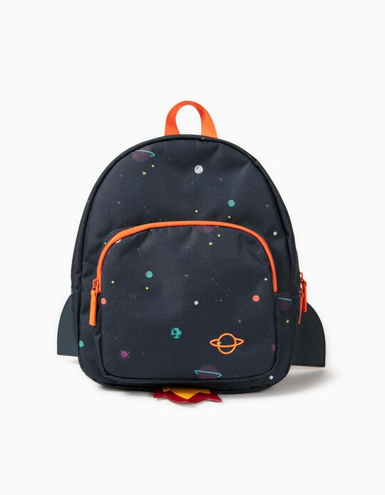 Backpack with Print, Boys