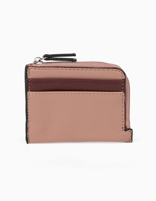 Cardholder with Zip